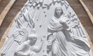 The Annunciation • Carrara Marble • 31 ft. x 35 ft. • 2011 • Ave Maria, FL