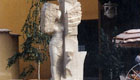 Figure With Column  •  Limestone  •  12\