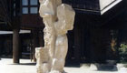 Figure With Column  •  Limestone  •  12